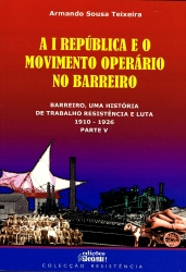 a I republica e o movimento operario no barreiro